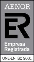 sello calidad empresa registrada