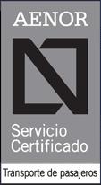 Sello calidad servicio certificado
