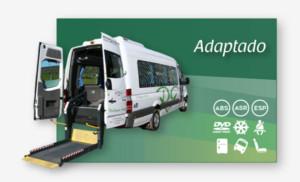 autocar adaptado vega