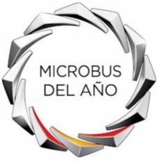 logo microbus del año