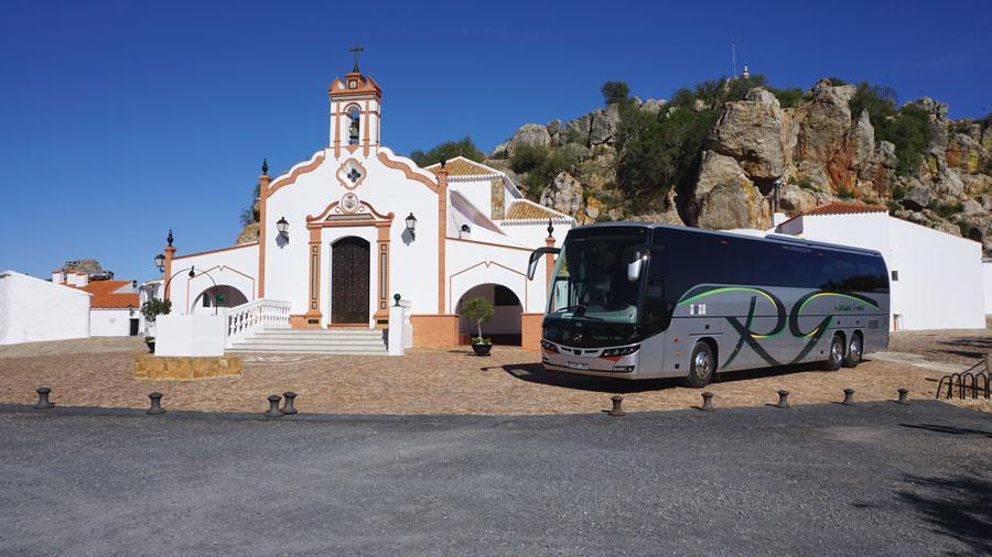 Aura 6 en la ermita de la Virgen de la Peña